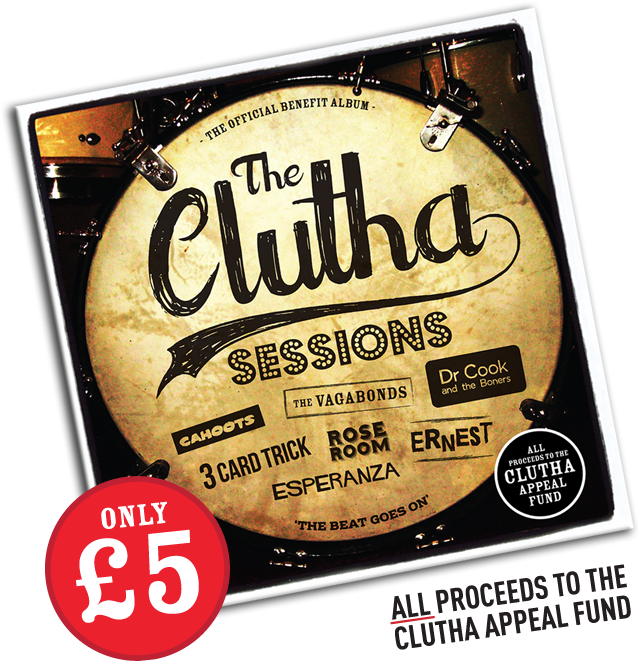 The Clutha Sessions - The Official Clutha Benefit Album